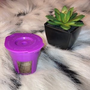 Ecofill Reusable K Cup Coffee Pod Purple